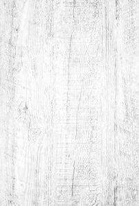 Oversized White Wood
