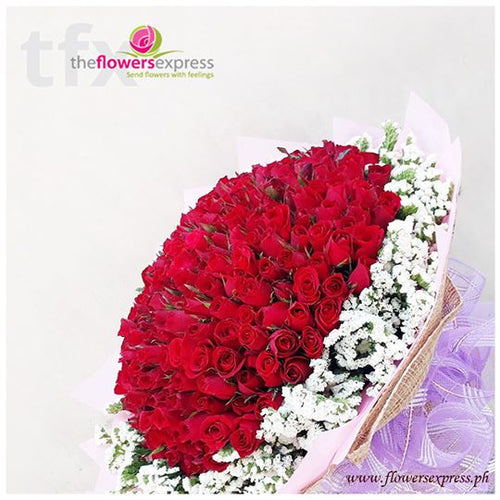 20 Dozen Red Rose Bouquet