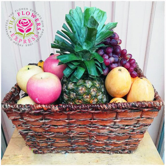SET F – Large Fruit Basket
