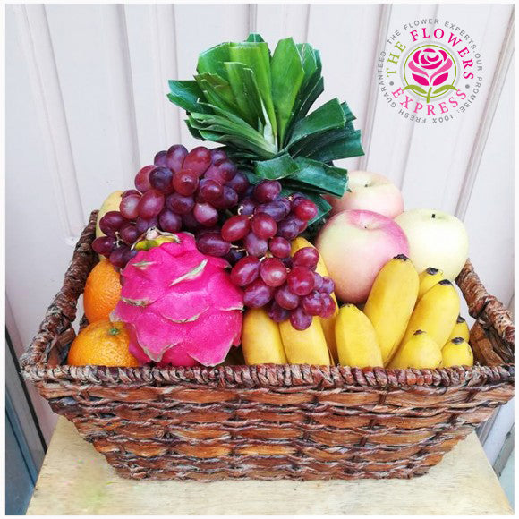SET G – Fruit Basket with Dragon Fruit