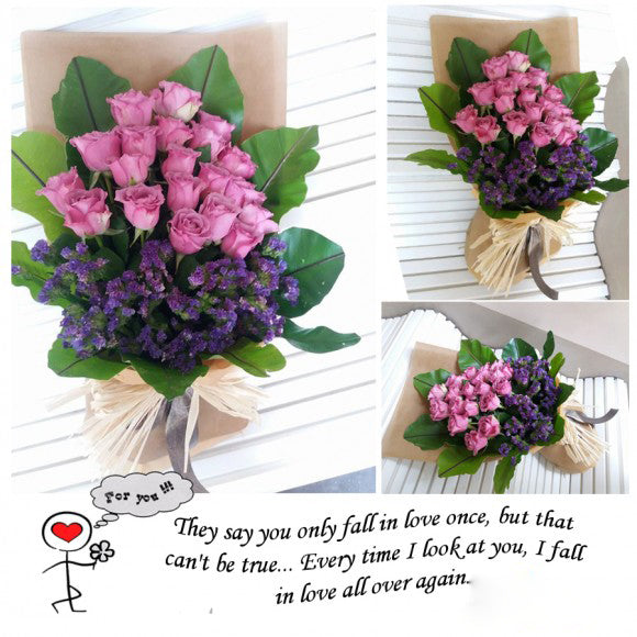 Tifanny Flower Bouquet
