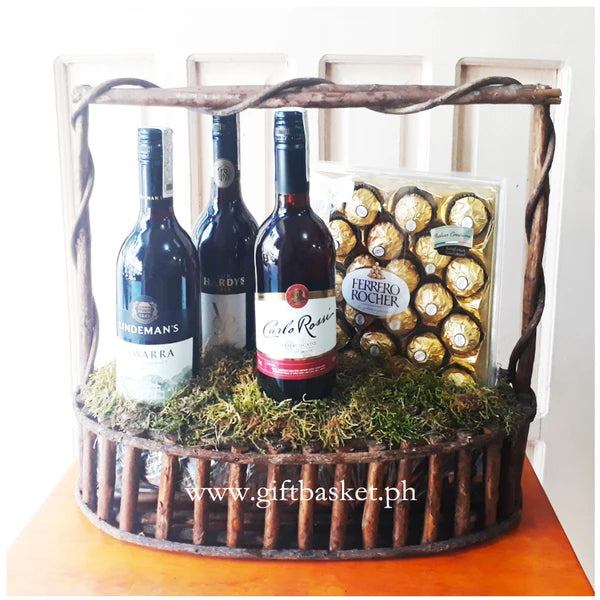 Trio Gift Basket