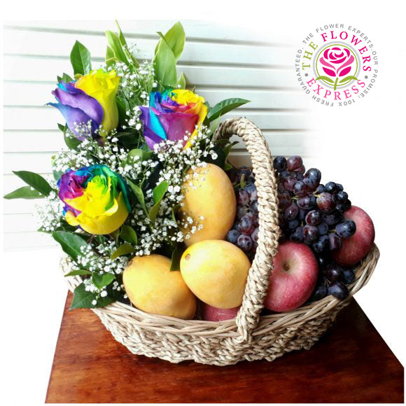 Luxxe Fruit Basket
