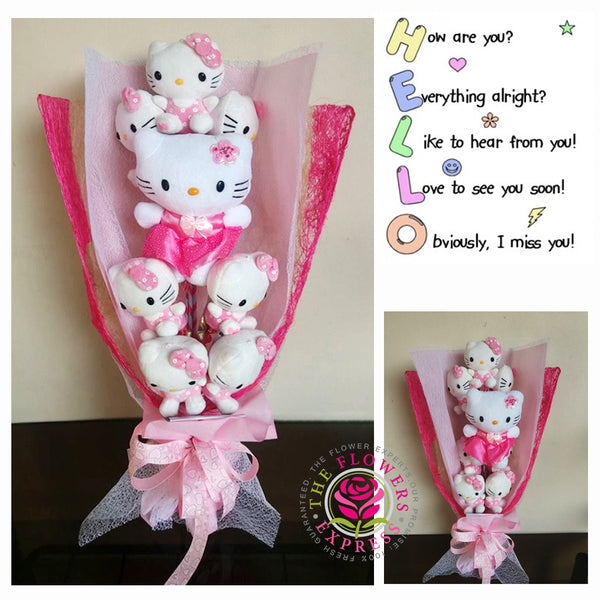 Hello Kitty Bouquet 2