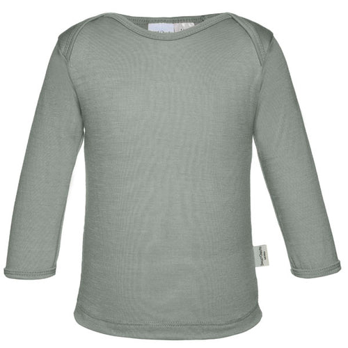 Merino Thermal Tops | Grey