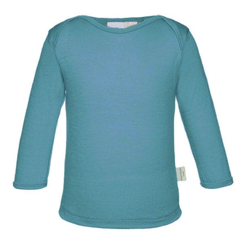 Merino Thermal Tops | Teal