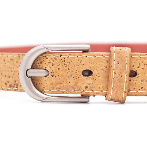 Women's Organic Cork Belt II