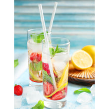 Load image into Gallery viewer, Paper Straw - Standard (White) / 400 Pieces