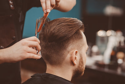 Why a Good Haircut Is Therapy