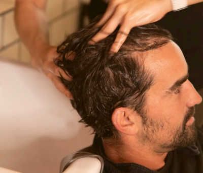 The Four Minute At Home Trick to Promote Hair Growth