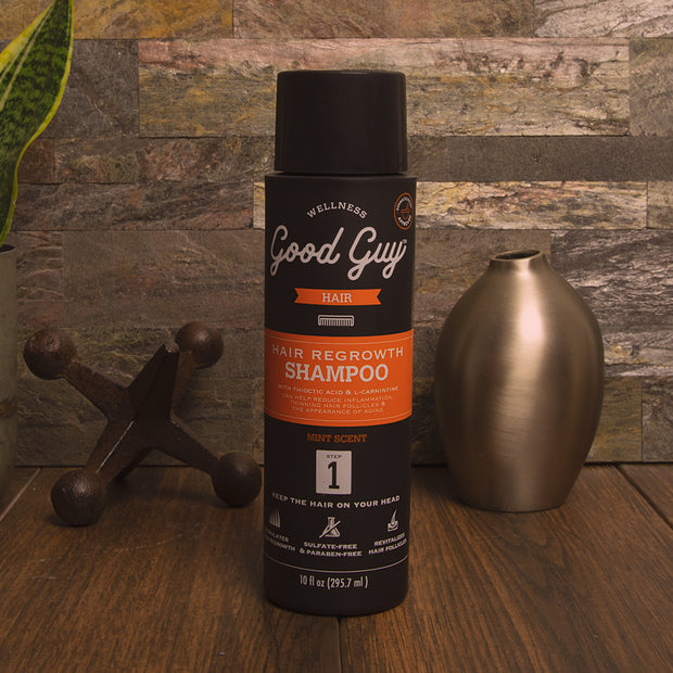 Men's Hair Regrowth Shampoo