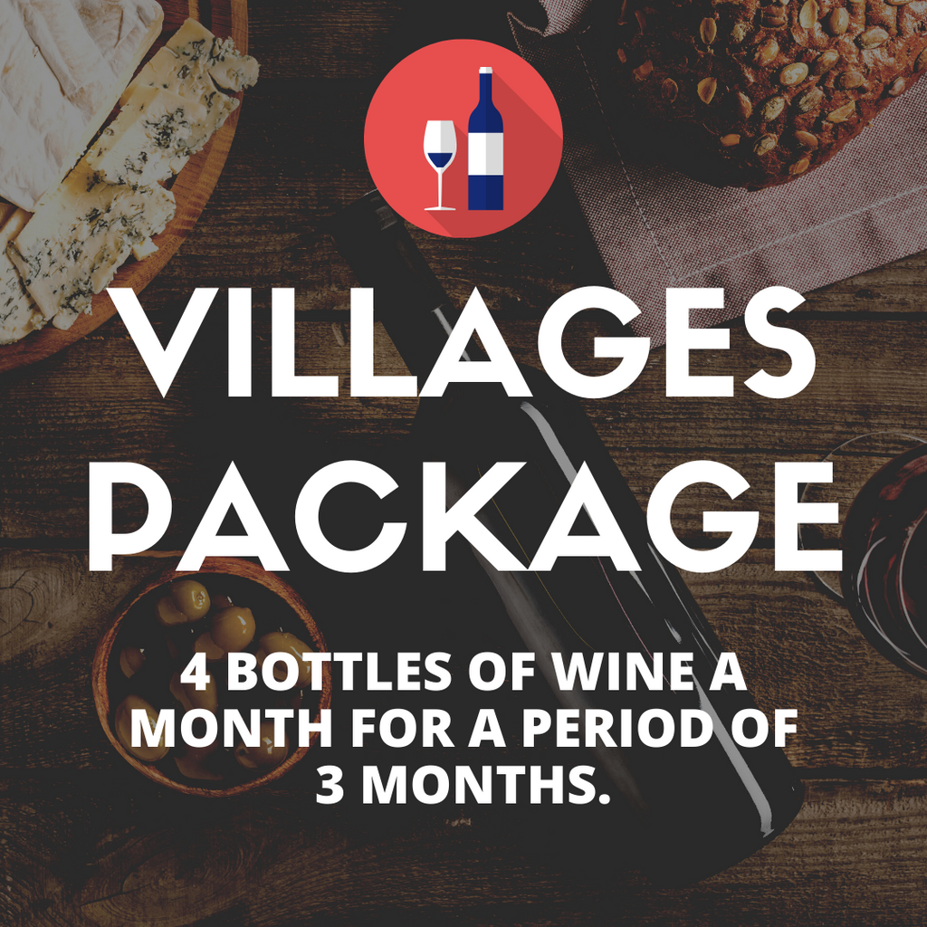 Villages Gift Package (4 bottles per month)