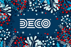New Designs: The Deco Holiday Collection