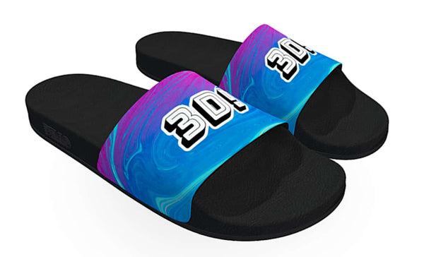 3D Deco Slides Preview