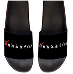 Rockland Gymnastics Slides - Red