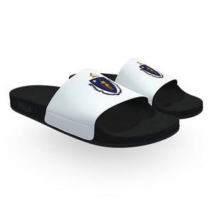 Massachusetts State Flag Slide Sandals