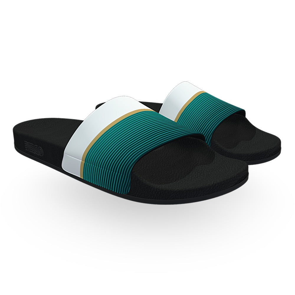 Newport Menthol Inspired Slide Sandals