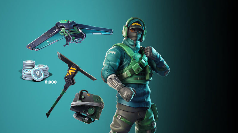 How much is Fortnite Nvidia GeForce Bundle worth
