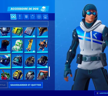 New Free Fortnite Point Patroller Bundle for PlayStation Plus Leaked