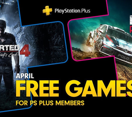 PlayStation Plus Free Games for April 2020 are Amazing