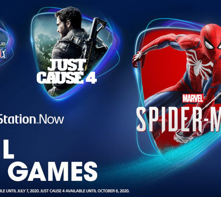PlayStation Now April Games: Marvel's Spider-Man, Just Cause 3 and The Golf Club 2019