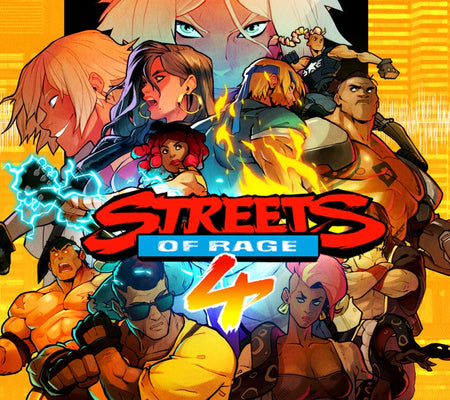 New Street of Rage 4 is Coming After 26 Years with new Battle Mode and Characters