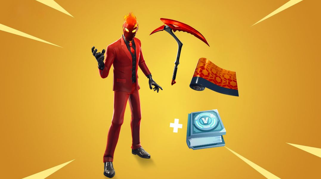 What is Fortnite's Inferno Bundle and what are the challenges