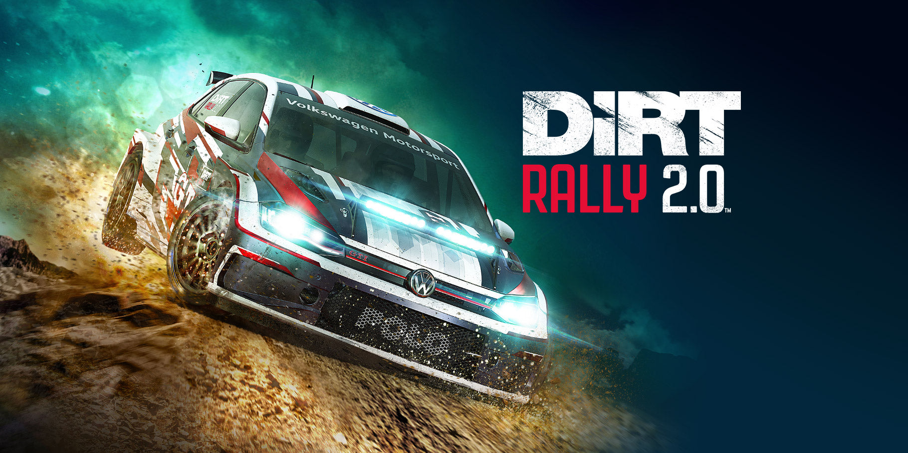 Dirt Rally 2.0 - PS4 April 2020 Free Game