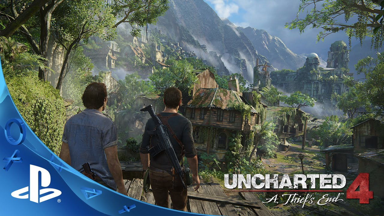 Uncharted 4 - PS4 April 2020 Free Game
