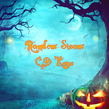 Halloween 2019 Random Steam Games - Only $9.99+ Games