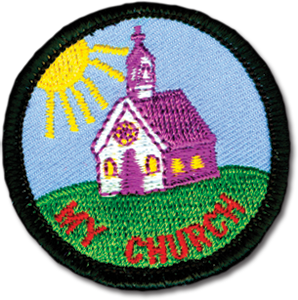 My Church Badge