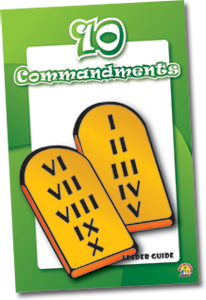 Ten Commandments Game
