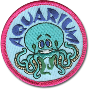Aquarium Badge