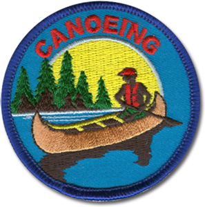 Canoeing Badge
