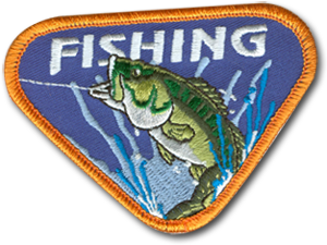 Fishing Badge