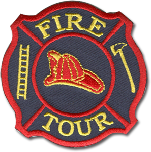 Fire Tour Badge