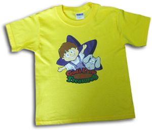 Little Treasures T-Shirt (Label says 2T actually a 4T)