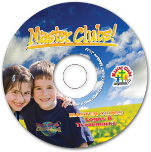 Master Clubs Logos and Trademarks CD