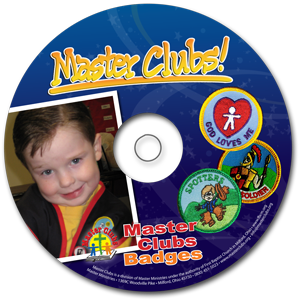 Master Clubs Badges CD