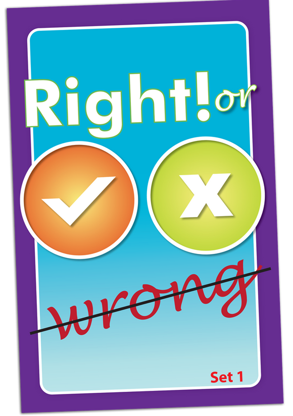 Right or Wrong Game