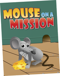 Mouse on a Mission Board Game