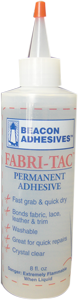 Fabri-Tac Glue 8 oz.