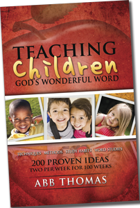 Teaching Children God's Wonderful Word