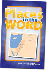 Places in the WORD Game - Old Testament