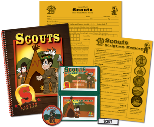 Scouts Student Pack