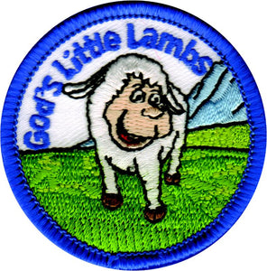 Little Lambs Membership Badge