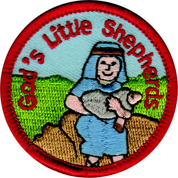 Little Shepherds Membership Badge