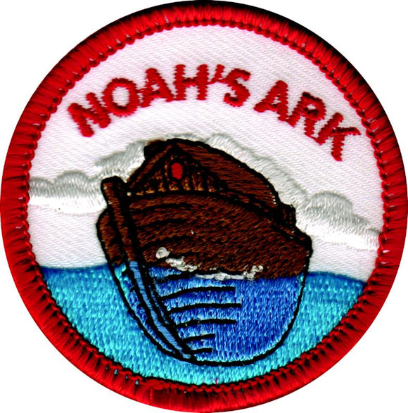 Noah's Ark Badge