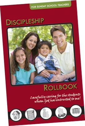 Discipleship Roll Book