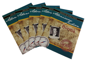 Around the World - Adoniram Judson (5 pack)